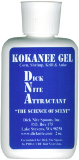 DNA-4 Dick Nite Attractant - Kokanee